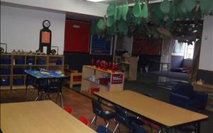Preschool Room, Ready for action!