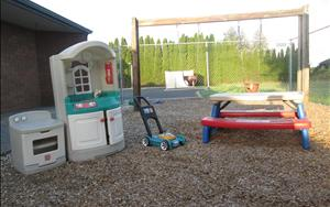 Toddler and Discovery Preschool Playground
