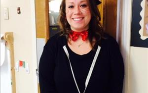 We celebrated Dr. Seuss's Birthday and Read Across America!  Each teacher Dressed up as their favorite characters! 