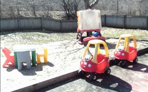 Junior Toddler Playground