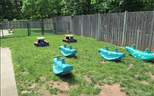 Infant & Toddler Playground