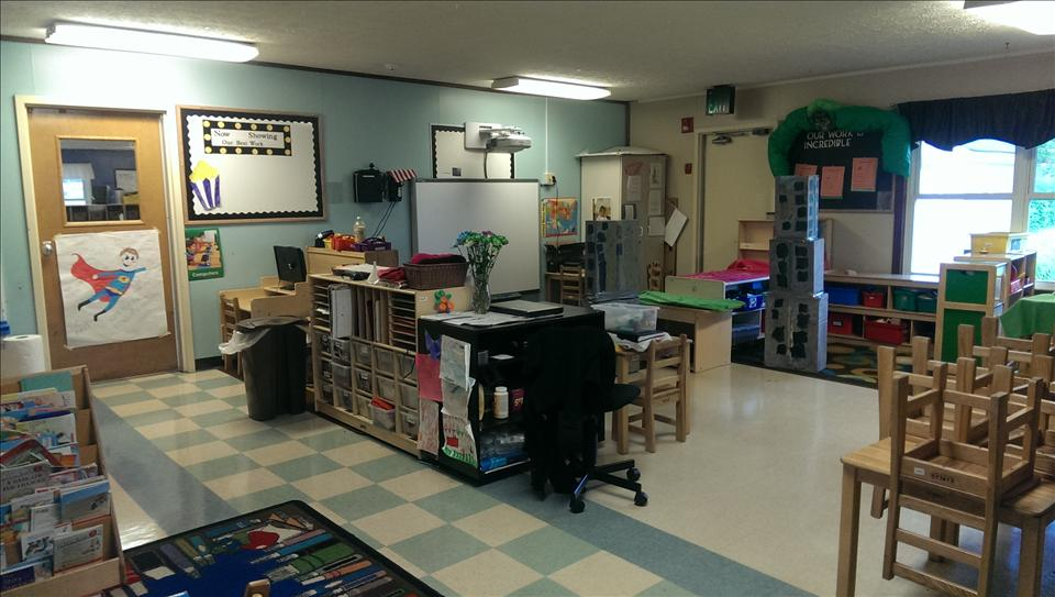 Our center has a private kindergarten classroom that is licensed by the PA Department of Education.  Children experience the SmartBoard as they work through the K12 Interactive Curriculum in a small, full-day kindergarten program.  Your child will leave our program, ready for first grade in the public school districts.
