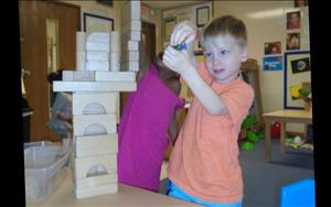 Learning math and science through the use of blocks
