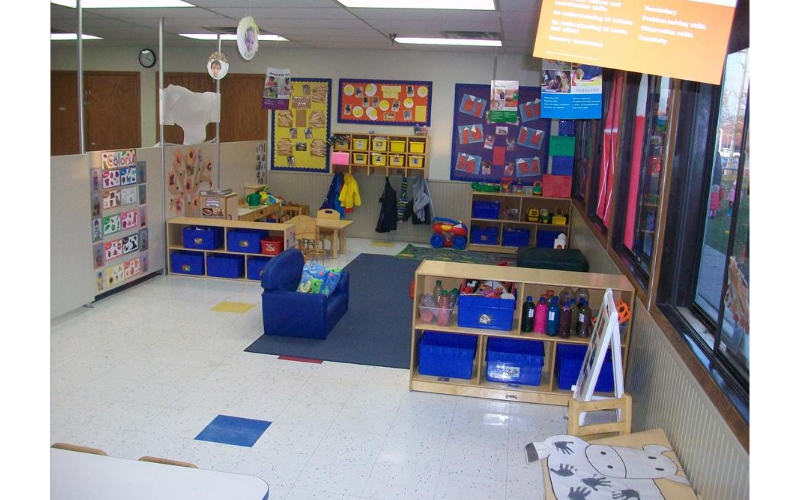 Older Toddler Classroom