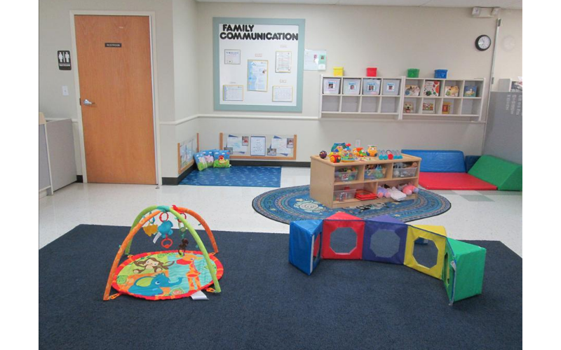 Silverlake KinderCare Infant Classroom