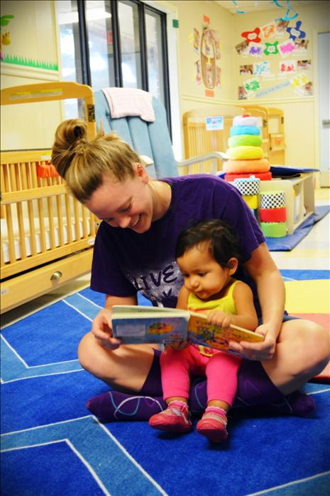 KinderCare Winter Springs provides infants with a safe and nurturing environment that sets the foundation for learning about the world around them.
