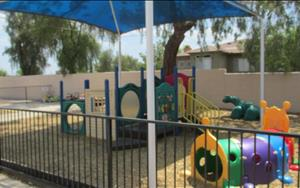 Discovery Preschool/Toddler Playground