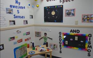 Discovery Science Room