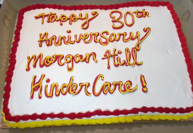 We celebrated 30 years in the community on 8/3/2017