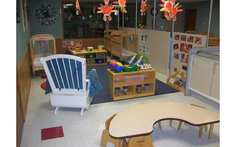 Mobile Infant/Young Toddler Classroom