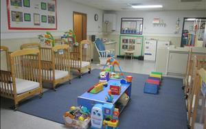 Now enrolling in our younger infant classroom.