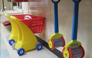 Toddler Classroom Shopping Carts