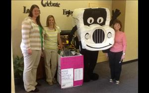 Our center partnered with Movers For Moms in collecting special items to give to displaced moms on Mothers Day.