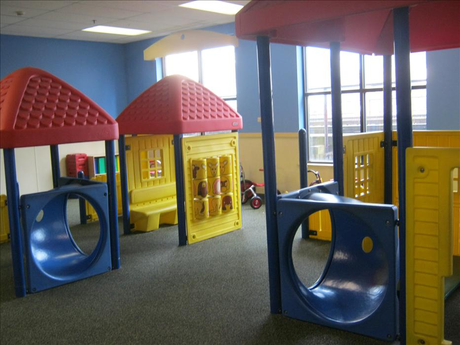 Indoor Playscapes
