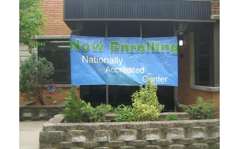 Nationally Accredited Center