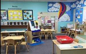We recently opened our School Age classroom. Come visit us!