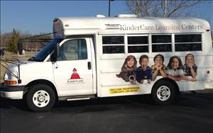 The KinderCare Bus