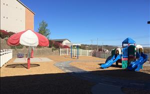 Preschool, PreK and School Age Playground