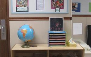 Science Area in the School Age Classroom