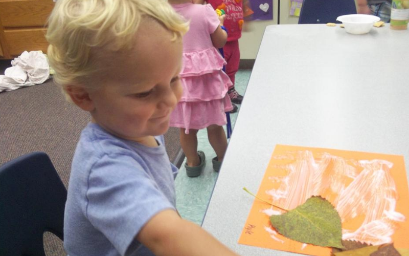 Discovery Preschool Classroom Learning