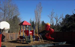 Preschool, Prekindergarten, and Kindergarten Playground