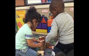 At KinderCare we build friendships