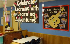 Learning Adventures Area