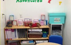 Learning Adventures Classroom