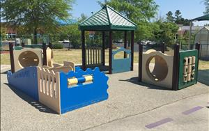 Toddler and Discovery Preschool Playground!