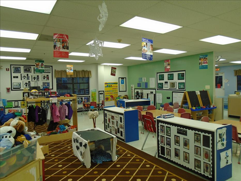 4 year old Pre-K classroom