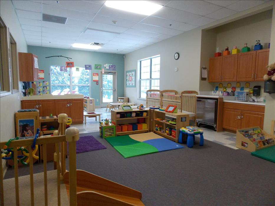 Older Infant Classroom