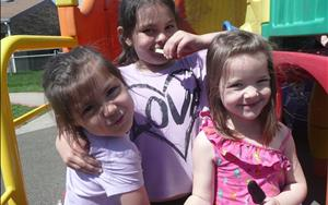 At any age, the children in our program learn important social skills, and develop lasting friendships.