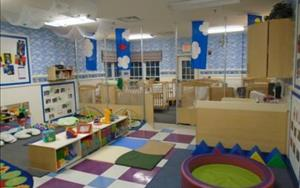 Our Infant Classroom.