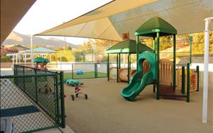 Join us for some outdoor fun on our Discovery Preschool Playground!