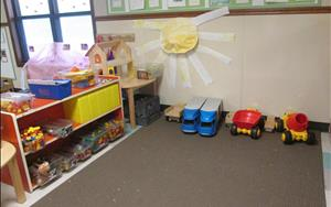 Block Area in the Preschool Classroom