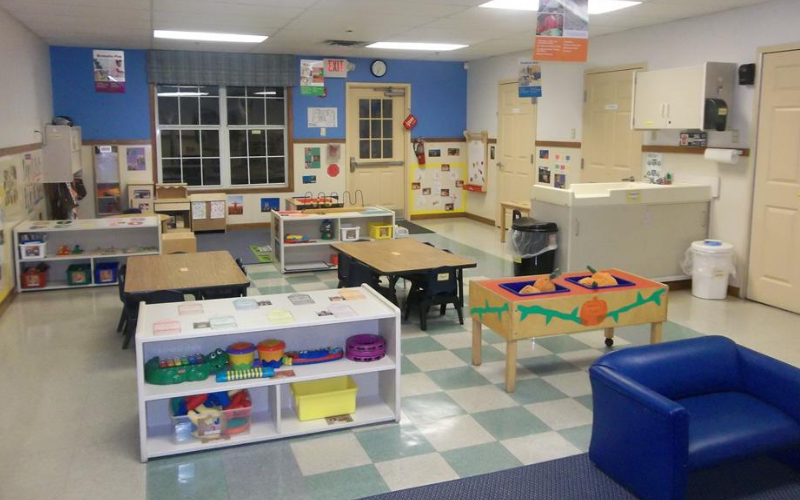 Naeyc Classroom Design : Kindercare at mahwah daycare preschool early