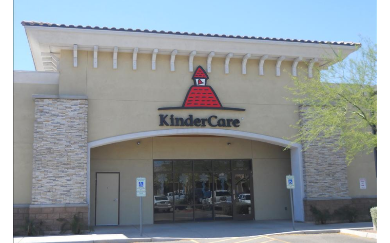 Surprise KinderCare Building: Where learning lasts a lifetime!