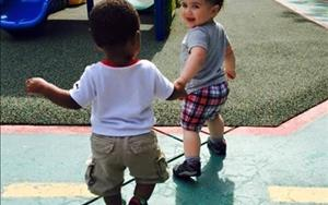 KinderCare helps children build life-long friendships!