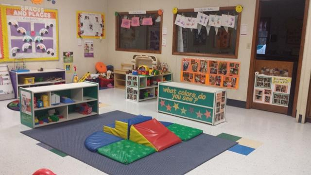 Young Toddler Classroom