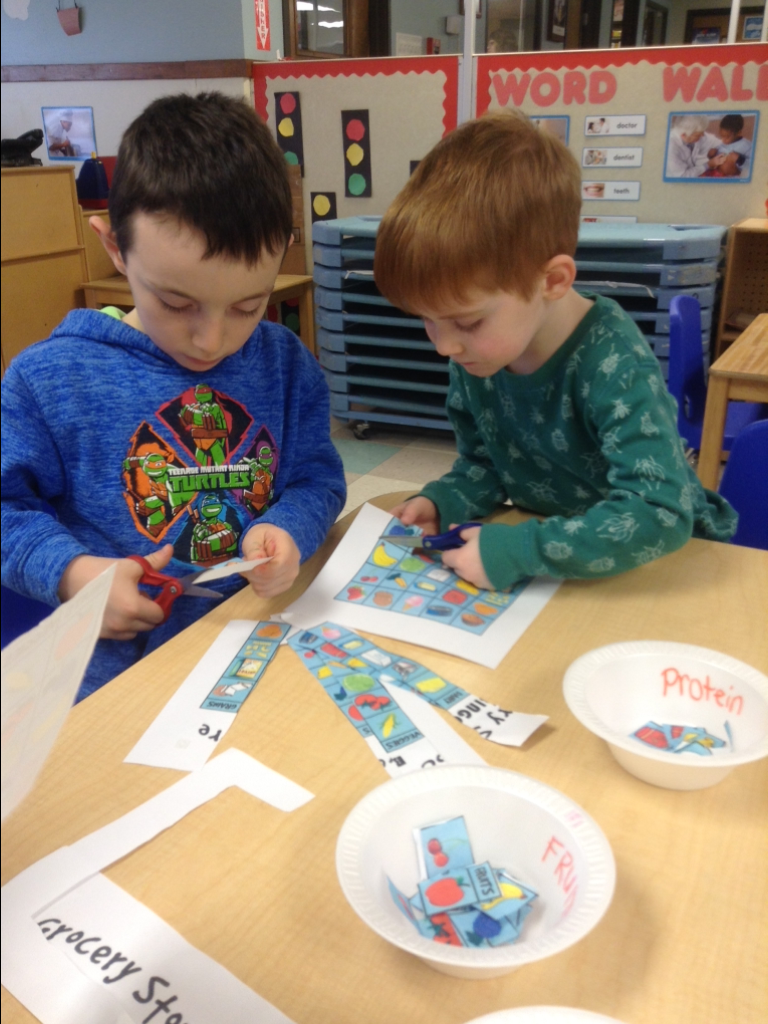 Our Transitional Kindergarten learning program, with before- and after-school care, gives our kindergarteners individual attention in a small-class setting.