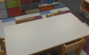Transitional Infant Classroom. Ages 12 months - 18 months.