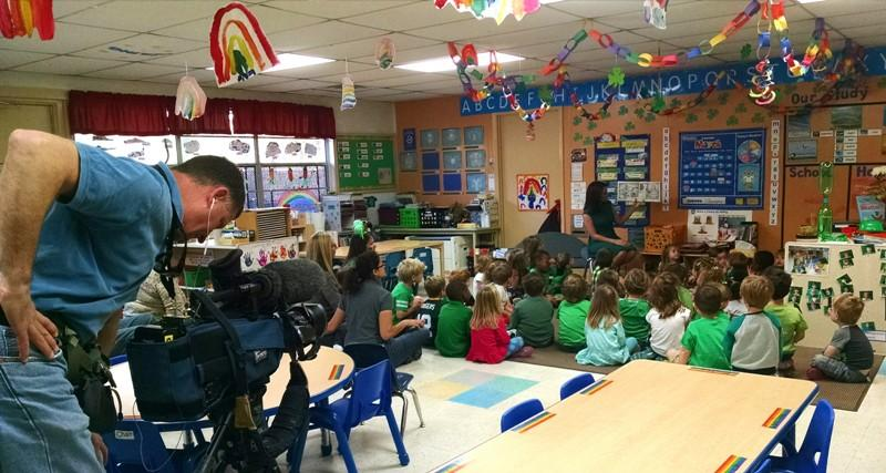 Channel 9 - Weather Crew - Pre-K