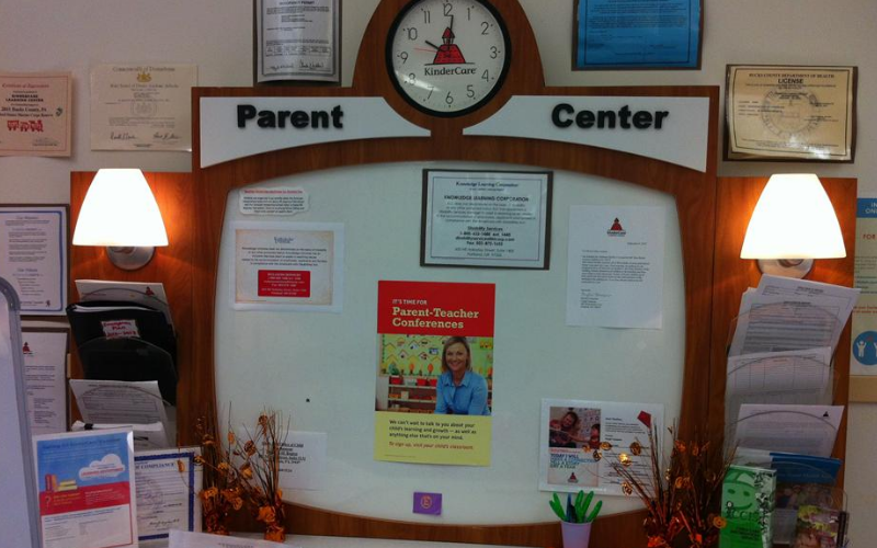 Chalfont West KinderCare Parent Welcome Center