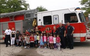 Community Helpers Event