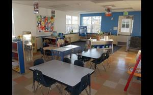 Kindergarten Readiness Classroom