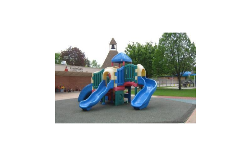 Preschool and School Age Playground