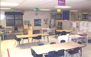 This is Ms.Terri's Classroom