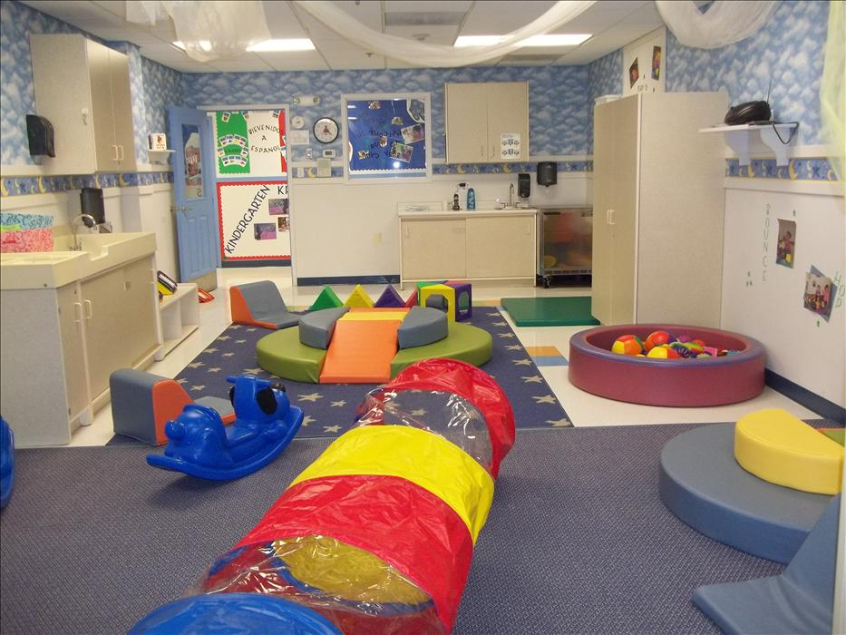 Infant and Toddler Gym