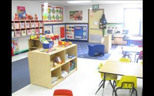 Four-year-old Classroom