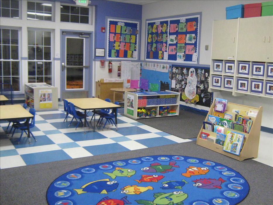 Junior Preschool Classroom